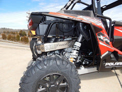 Axiom Exhaust Covers RZR XP 1000