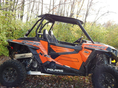 Axiom Roof (low Boy), 2-seater for RZR XP 1000