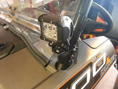 EXTREME METAL PRODUCTS-EMP RZR Cube LED Light Bracket set - planetrzr.com