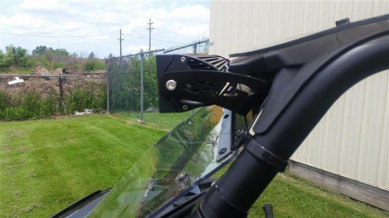 EMP RZR/General Forward Mount LED Light Bracket Set - planetrzr.com
