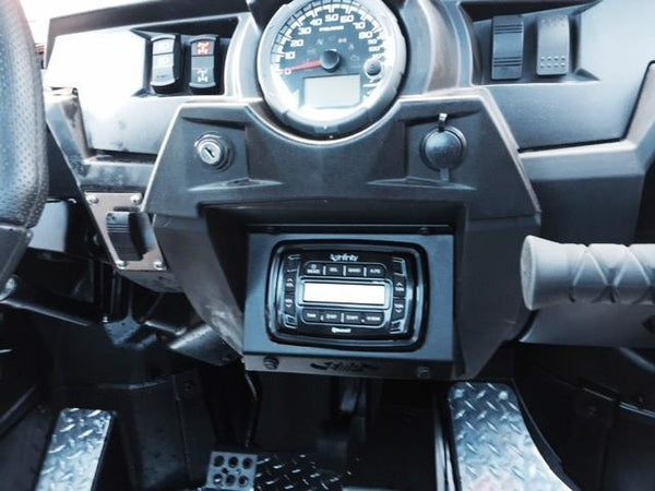 EXTREME METAL PRODUCTS-EMP RZR In-Dash Infinity Bluetooth Stereo - planetrzr.com