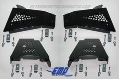 EXTREME METAL PRODUCTS-EMP RZR CV Boot/A-Arm Guards - Steel - planetrzr.com