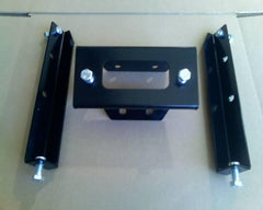 EXTREME METAL PRODUCTS-EMP RZR Winch Mount - planetrzr.com