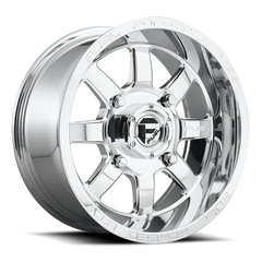 Fuel Trophy FF53 UTV Wheel / Polished 15x7