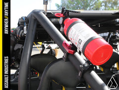 Assault Industries Quick Release Fire Extinguisher Kit for Polaris RZR - planetrzr.com