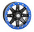 Superatv Intimidator STI HD9 Black Beadlock Tire Wheel Kit 26.5-10-14