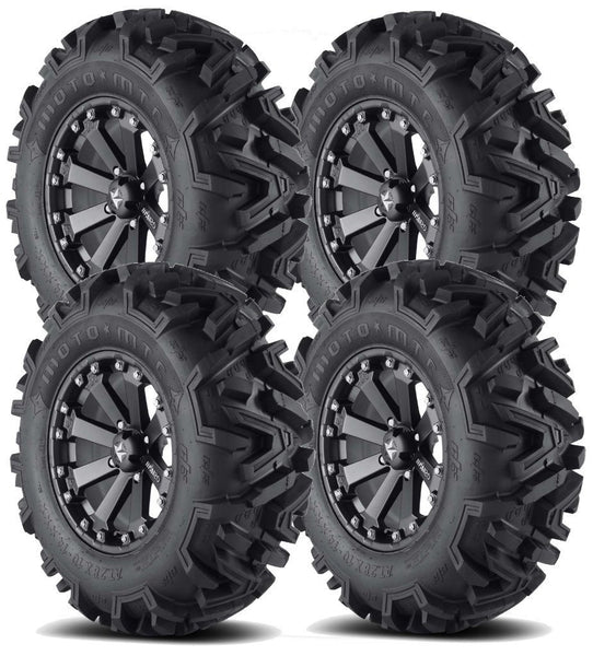EFX MotoMTC 26-9-14 on MSA M20 Kore 14x7