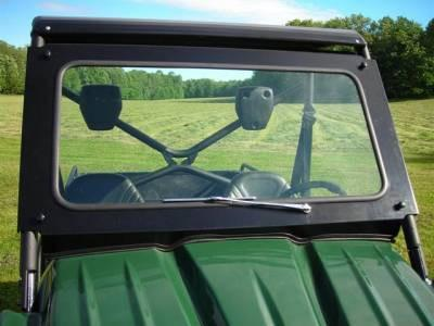Emp Teryx Laminated Safety Glass Windshield With Wiper