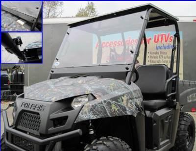 Emp Mid-size Ranger & Ev Full Windshield
