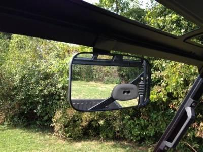 Emp Ranger Xp900 And 2015 Ranger 570 Center Rear View Mirror