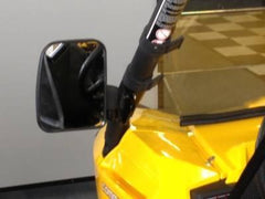 "Emp UTV Folding Mirror Set Fits: 1-7/8"" And 2"" Tubes"