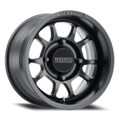 METHOD 409 UTV Bead Grip Wheel | MATTE BLACK