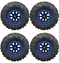 Maxxis Carnivores on MSA M31 Lok2 choose ring color