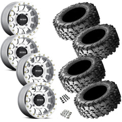 Maxxis Carnivore 28-10-14 on Method 401 Beadlock Machined