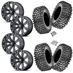 Maxxis Roxxzilla 30-10-14(Firm Compound) on MSA M20 Kore 14x7