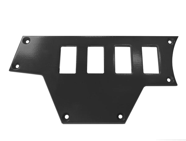 PRP 4 Switch Dash Plate – Left/Right side (XP/XP4 1000)