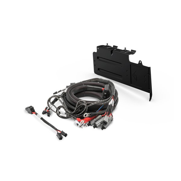 Rockford Fosgate 4 AWG Amp kit for select Maverick X3 models RFX3-K4