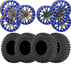System3 SB 4 and System3 XT300 UTV Wheel and Tire Kit