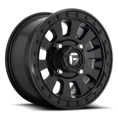 Fuel Tactic D630 UTV Wheel / Matte Black 14, 15 inch