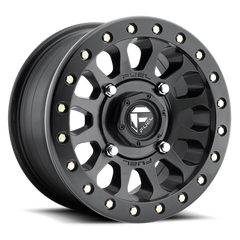 Fuel Vector D920 Beadlock Wheel / Matte Black 14, 15 inch