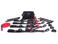 PRP SpeedStrap, Ultimate Off-Road Kit (2″ Tie-Downs)