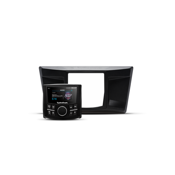Rockford Fosgate Stereo Kit for select *YXZ*® models *YXZ*-STAGE1