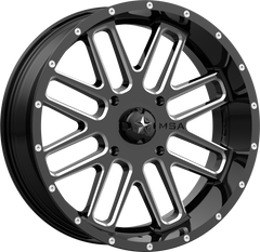 MSA M35 BANDIT UTV WHEELS buy at planetsxs and snyderpowersports