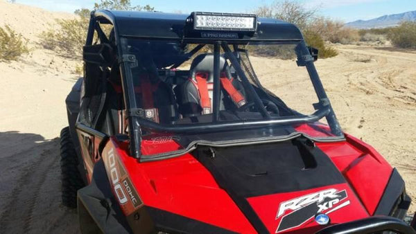 EMP Windshield for Pro Armor Cages