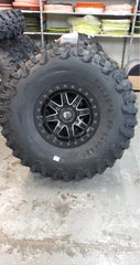 Fuel 928 beadlock 4/156 on 35x10x15 K9 intermediate (4)