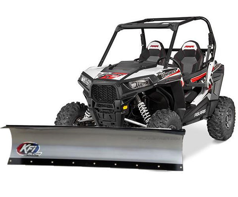 "KFI PLOW KIT w/ Optional SE45 Winch 66"" or 72"" - planetrzr.com  - 1"