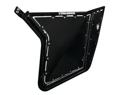 Pro Armor Traditional Solid Half Doors - RZR 570/800/900