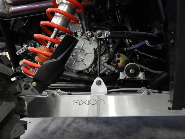 Axiom Trailing Arm Guards for RZR XP 1K