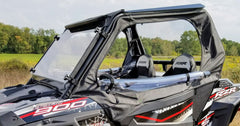 Polaris RZR 900/1000 Framed Upper Door Kit by Spike 58-4250