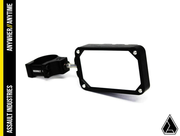 Assault Industries Side Mirrors - Stealth Series for Polaris RZR - planetrzr.com