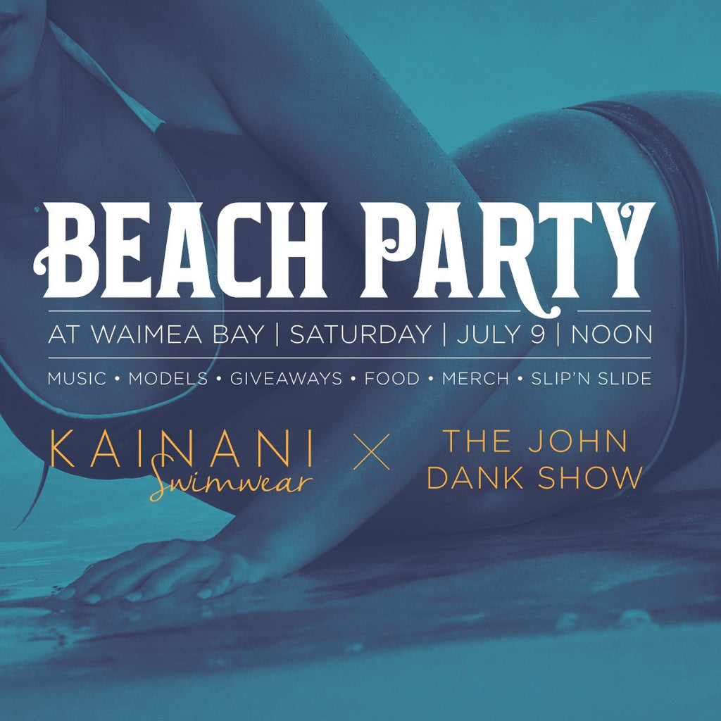 SUMMER BEACH PARTY 7.9.2016