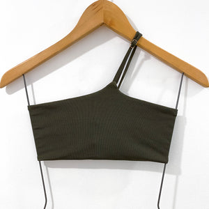 Serena Top - Fern Ribbed