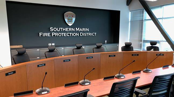 The Southern Marin Fire Protection District
