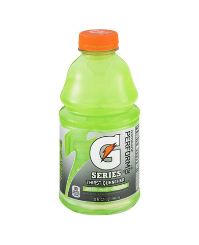 Gatorade G Lime Cucumber