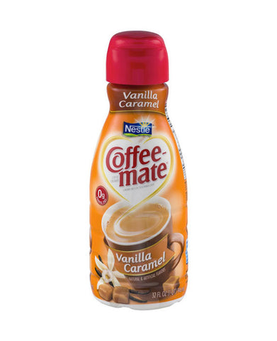 Nestle Coffee-Mate Vanilla Caramel