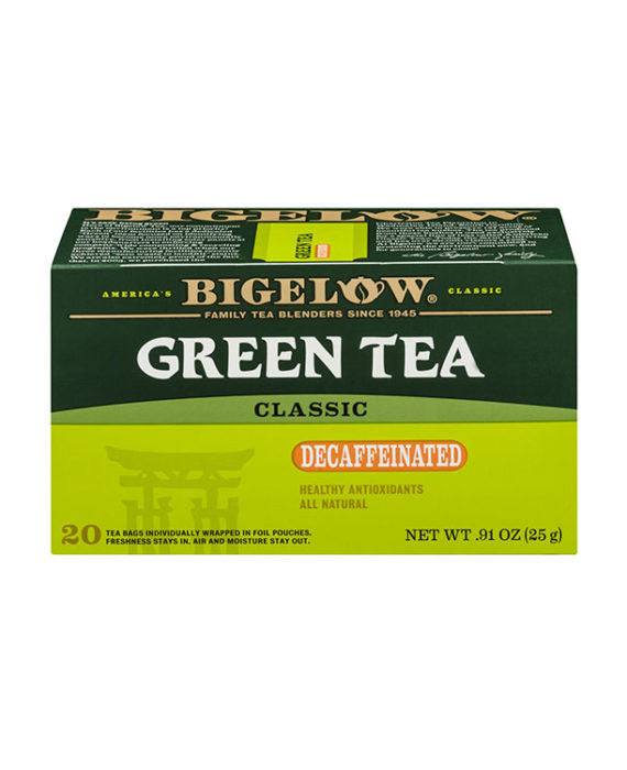 Bigelow Decaffeinated Classic Green Tea