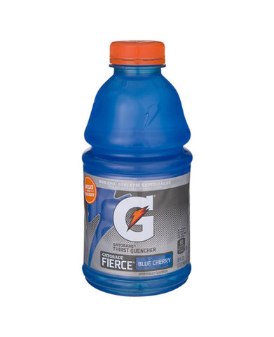 Gatorade G Blue Cherry