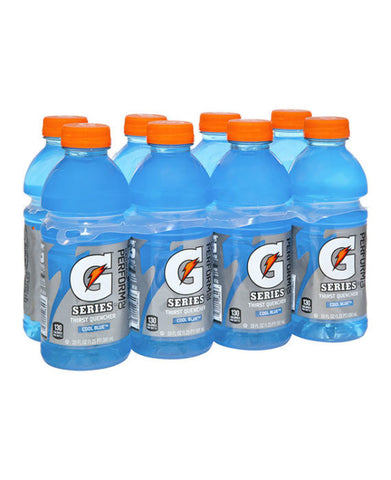 Gatorade G Cool Blue   8pk