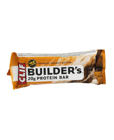 Clif Builders Crunchy Peanut Butter Protein Bar