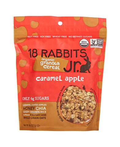 18 Rabbits Organic Caramel Apple Granola