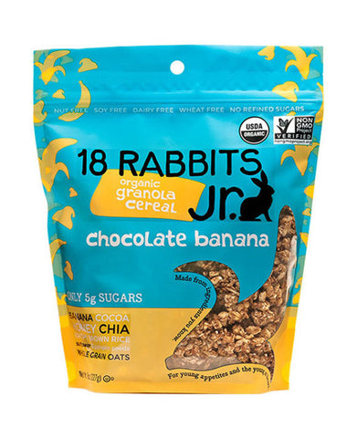 18 Rabbits Organic Chocolate Banana Granola