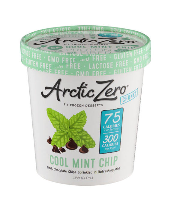Arctic Zero Cool Mint Chip Frozen Dessert