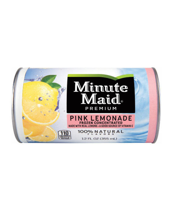 Minute Maid Frozen Pink Lemonade