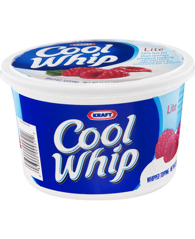 Kraft Cool Whip Lite   12oz