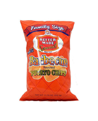 Better Made Barbecue Potato Chips Family Sized