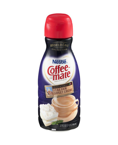 Nestle Coffee-Mate Italian Sweet Cream